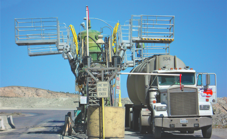 The Secret To A Safer Cement Truck Loading Process