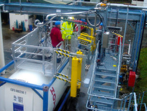 Loading Rack Safety