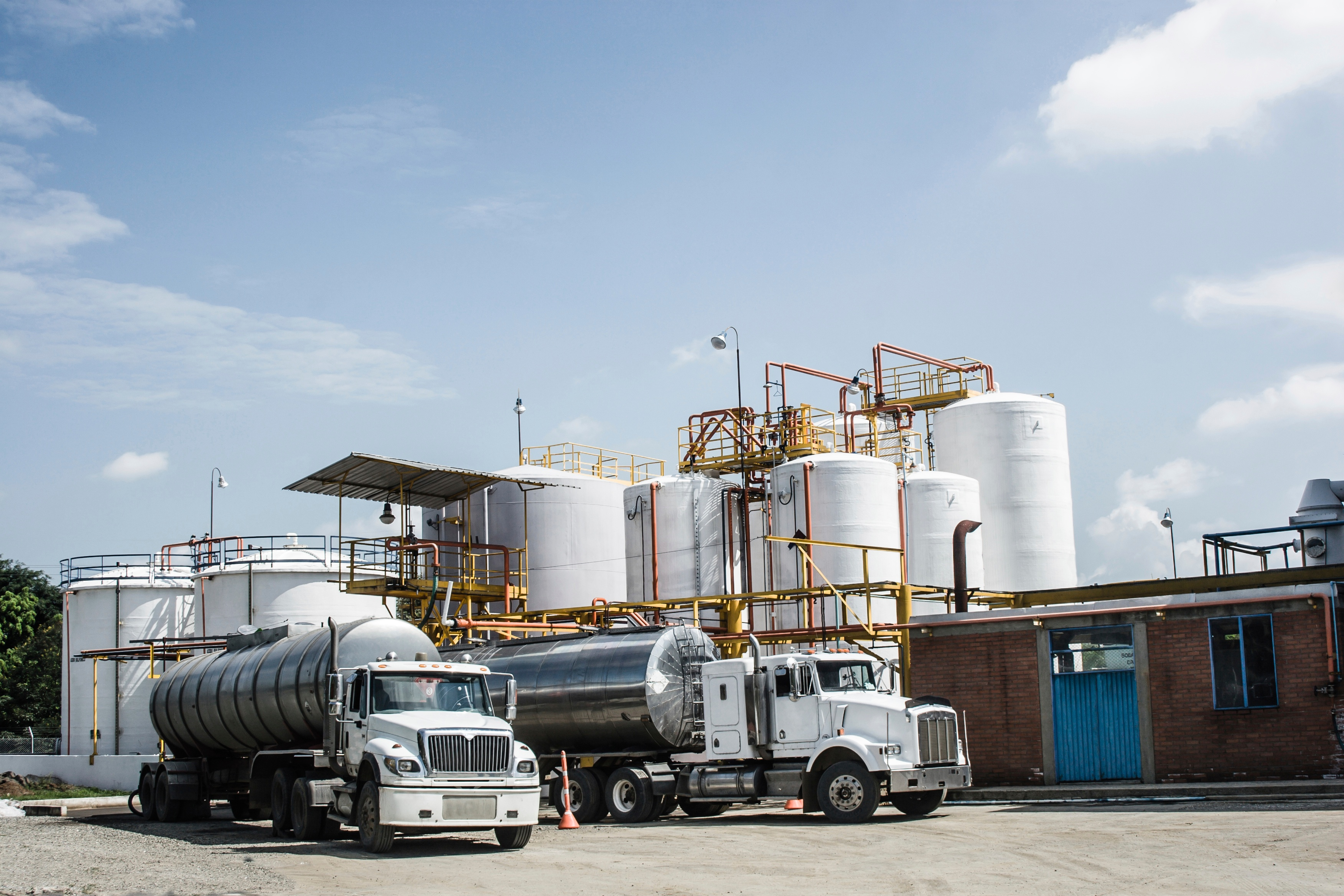Learn the top three safety hazards associated with accessing tank trucks and how to reduce injuries.