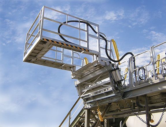 Increase throughput at your facility with truck safety cages.
