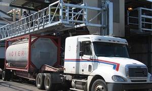 Elevating Truck Platform