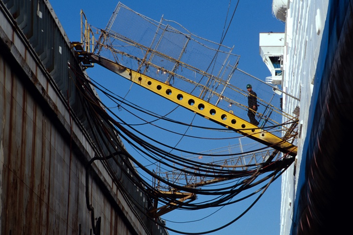 Find out how you can improve ship gangway safety and reduce the risk of falls at your site.
