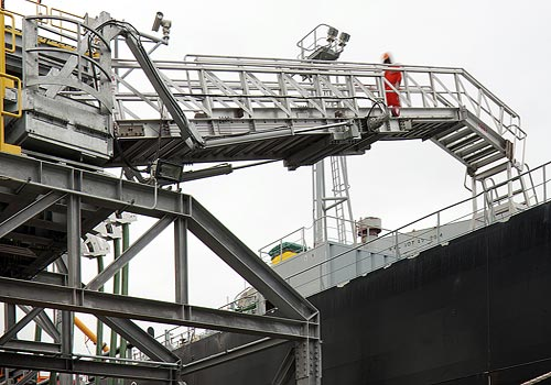 Discover how barge gangways and ship towers improve marine safety.