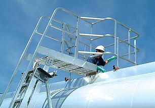 Determine whether portable platforms are right for your rail site.