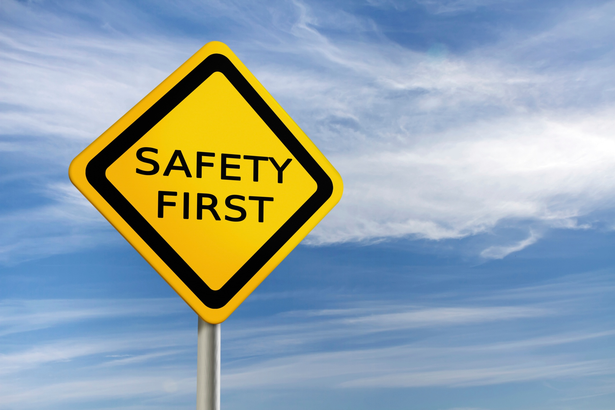 Discover why you should replace damaged safety equipment.