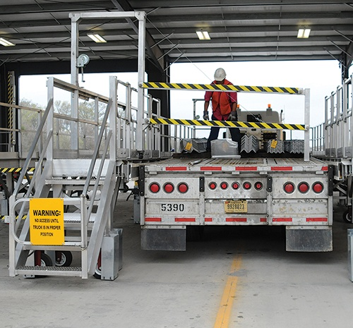 Ensure Safe Access with the Right Truck Loading Rack Solution