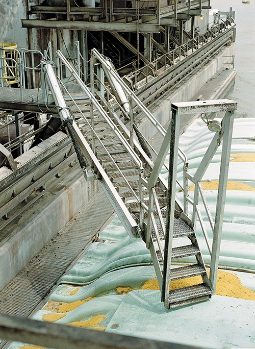 How To Drastically Improve Ship Gangway Safety At Your Marine Site