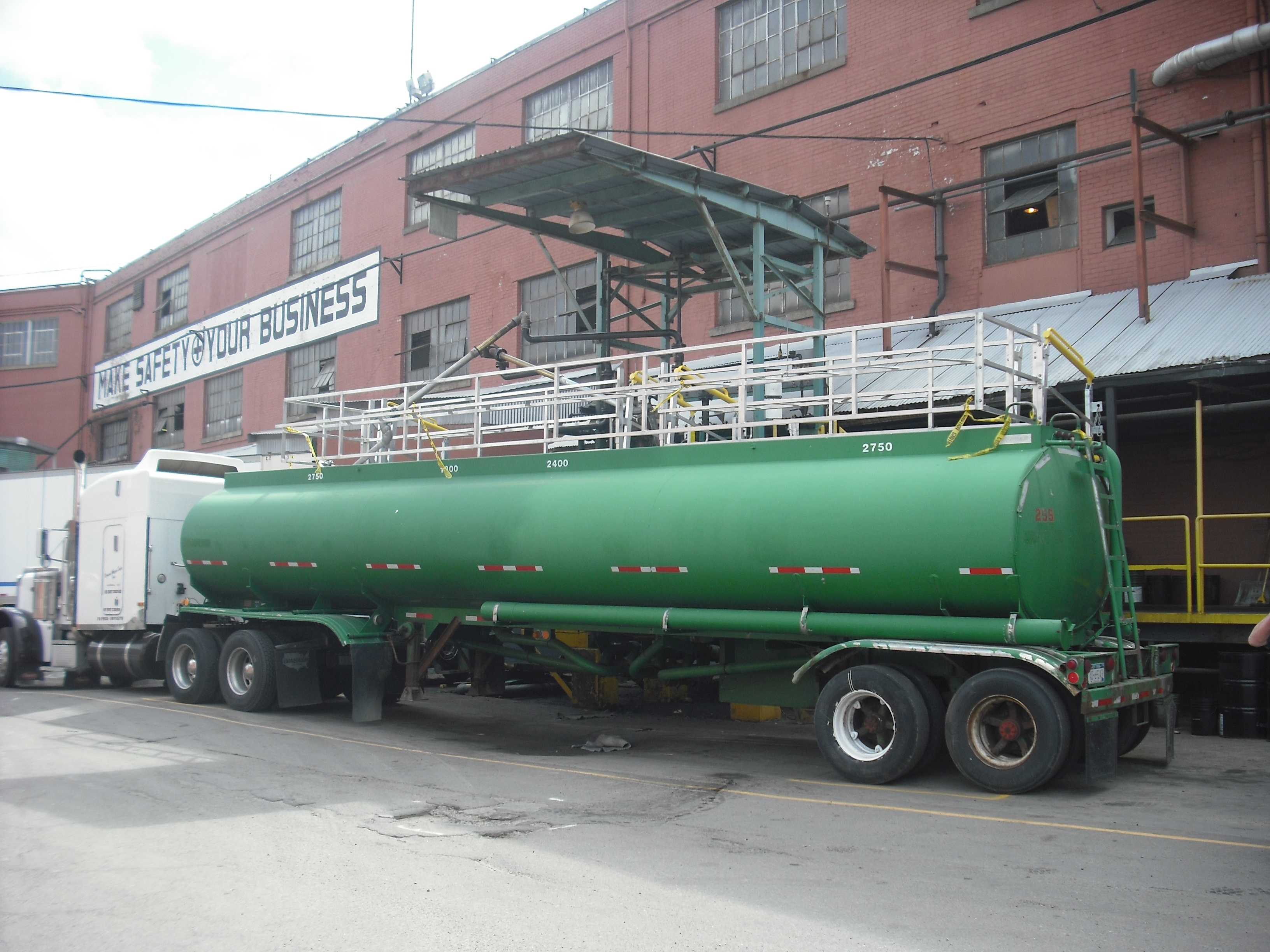 How Effective Is Your Tank Truck Safety Solution?