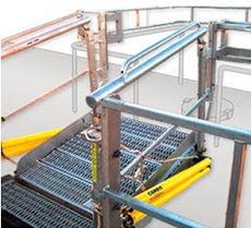 Truck and Rail Safety Cages – Proper Protection with Room to Move